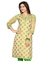 Jackat Silk Long Sleeves Anarkali Long Printed Embroidery Kurtis