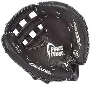 Mizuno Prospect GXS101 Youth Fastpitch Catcher's Mitt (32.50-Inch, Left Handed Throw)