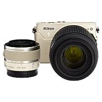 Nikon1 J3 限定55-200mm超望遠セット (標準ズーム+望遠ズーム) Amazon限定