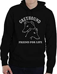 Greyhound ~ Dog Lover Hoodie ~ Great Gift Idea! ~ in 6 Colours ~ Size S-XXL