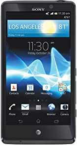 Sony Xperia TL 4G Android Phone (AT&#038;T)