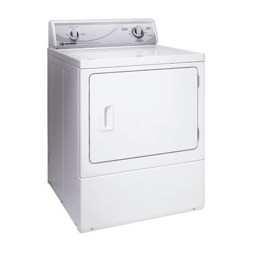 Speed Queen ADE30R 7.0 Cu. Ft. White Electric Dryer