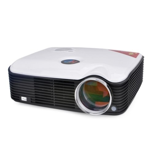 Lightinthebox® Svga 2D/3D 2500Lm Hd Home Lcd Projector With Hdmi Input Tv Tuner, Mini Home Theater Video Movie Projectors