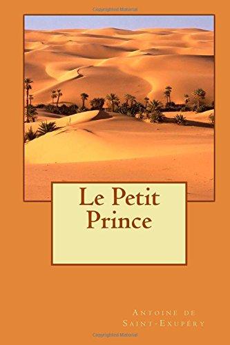 Buchseite und Rezensionen zu 'Le Petit Prince' von Antoine de Saint-Exupéry