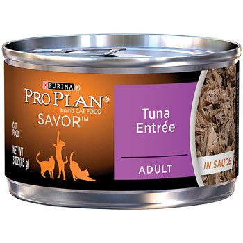 Pro Plan Total Care Tuna Canned Adult Cat Food