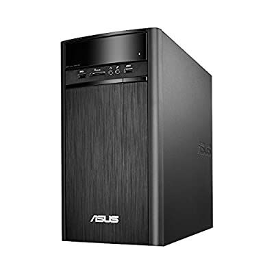 Asus K31AN-IN009D Desktop (Pentium J2900/4GB/1TB/DOS/Integrated Graphics), Black
