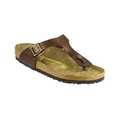 Birkenstock Gizeh Ladies / Womens Sandals (35 EUR) (Golden Brown)
