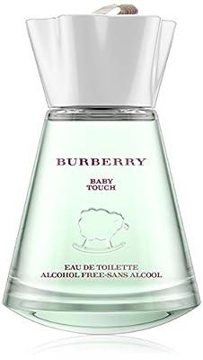 BURBERRY Baby Touch Alcohol Free Eau de Toilette, 3.3 fl.oz