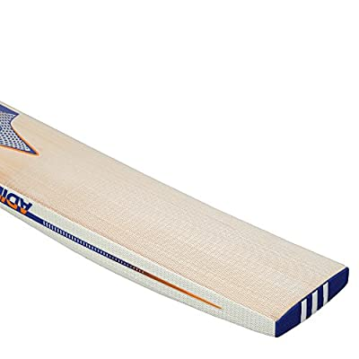 adidas Pellara League Cricket Bat, Size 4 (Red)
