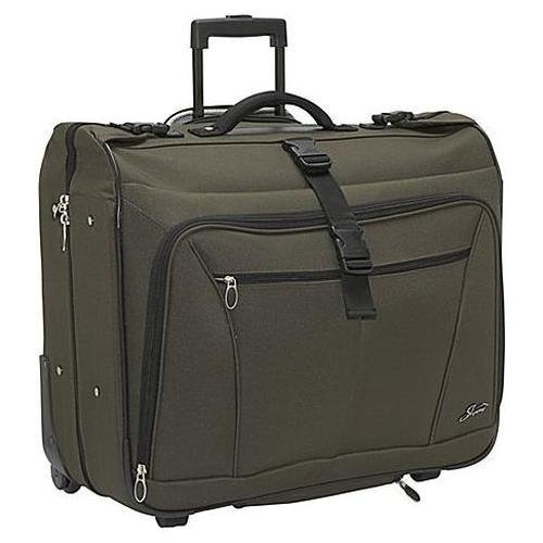 Skyway Luggage Sigma 2 Rolling Garment Bag, Mountain Green, One Size