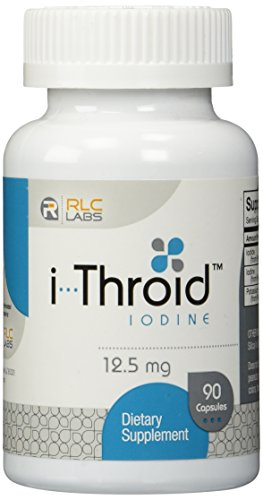 RLC Labs iThroid -- 12.5 mg - 90