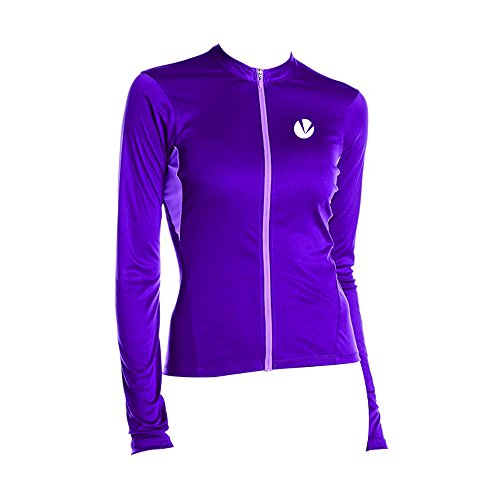 PANDOOM Women's Long Sleeve Fleece Thermal Cycling Jersey Bike Shirts Pro Team Cycling Jacket for Outdoor Sports M (Rock Cycling Jersey compare prices)