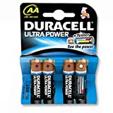 Brand New. Duracell Ultra Power MX1500 Batteries AA 1.5V Ref 81235491 [Pack 4]