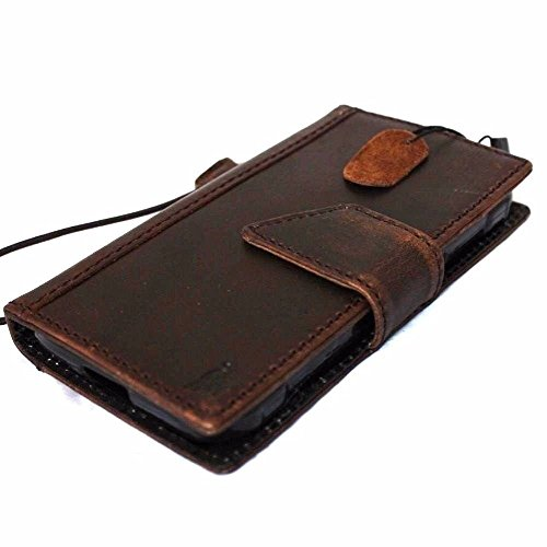 Genuine Italian Leather Case for Iphone 6 Book 4.7 Inch Wallet Handmade S Luxury Handtec (Italian Leather Cell Phone Case compare prices)