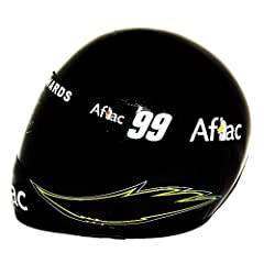 Buy AUTOGRAPHED 2014 Carl Edwards #99 Aflac Racing (Roush) FULL-SIZE NASCAR SIGNED Replica Helmet w  COA (Limited Edition!) by Trackside Autographs