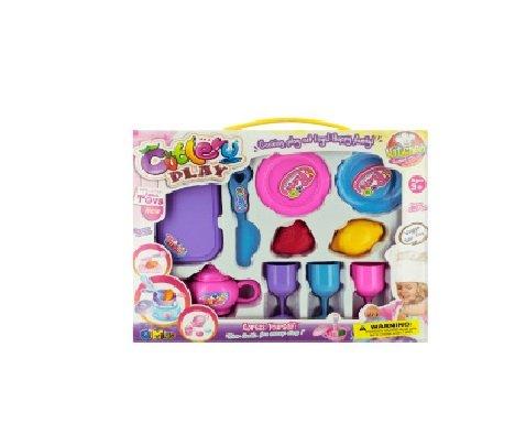 Kids Toy Kitchen Set - 1