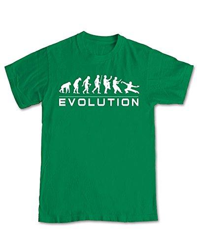 Shaw Tshirts -  T-shirt - T-shirt  - Maniche corte  - Uomo Irish X-Large