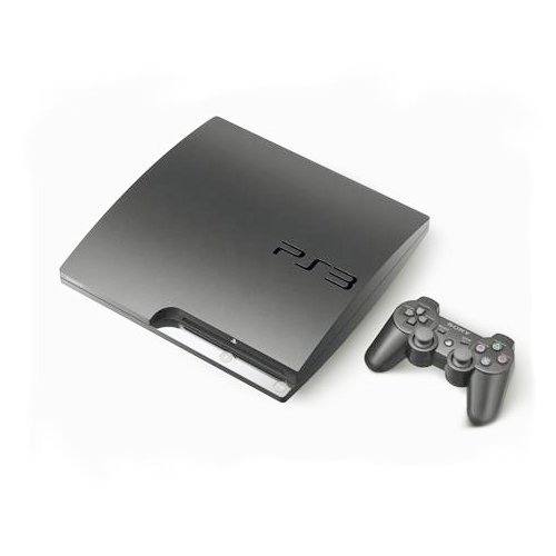 PlayStation3 Console - Slim and Light PS3 (120GB)