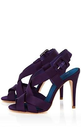 Elegant Satin Sandal