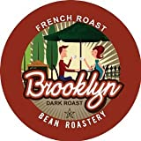 BROOKLYN BEAN COFFEE FRENCH ROAST 96 K CUPS