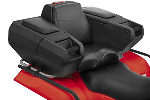 New-QuadBoss-Traveler-ATV-Storage-Trunk-Rear-Seat-Honda-TRX500-Rubicon-All-Years-ATV