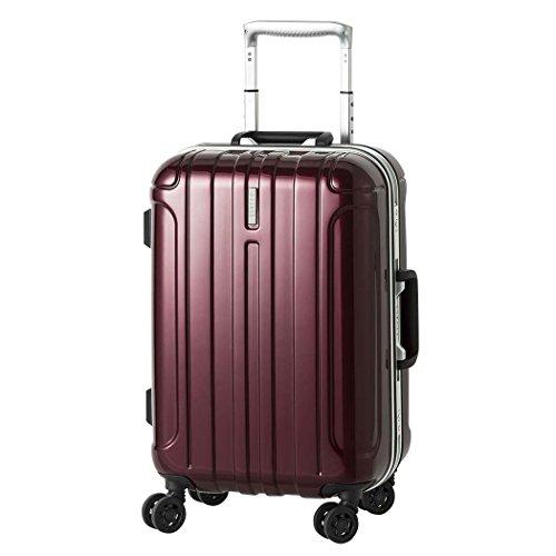 (ピジョール) PUJOLS 4輪スーツケース 30L アルモニー 05731 (レッド(10))