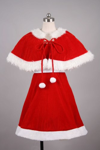 Cosplay Costume M-Medium Size Santa Claus dress Santa Claus dress Japanese