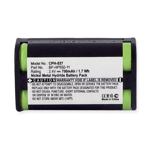 sony-mdr-rf970rk-battery-replacement-for-sony-bp-hp550-11-headphone-battery