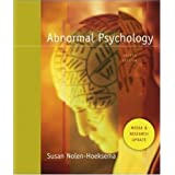 Abnormal Psychology Media and Research Update with MindMap CD ~ Susan Nolen-Hoeksema