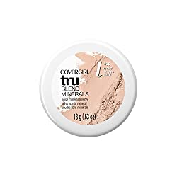 CoverGirl Trublend Minerals Loose Powder Translucent Fair 405 0.63-Ounce