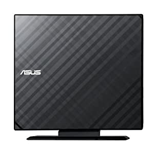 Asus USB 2.0 8x DVD Writer External Optical Drive