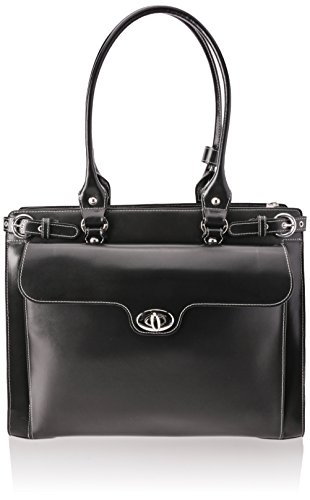 mcklein-winnetka-94835-black-leather-ladies-briefcase-w-removable-sleeve