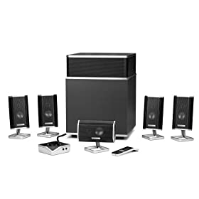 Altec Lansing FX5051 Powered Audio System