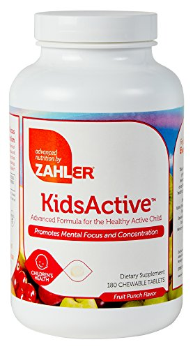 Vitamins for attention and focus
