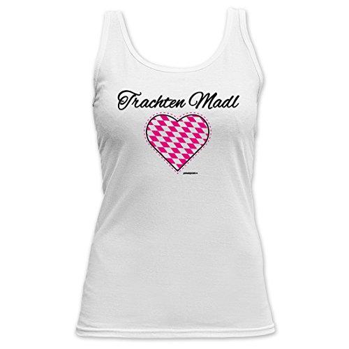 Goodman Design ® -  T-shirt - Maniche corte  - Donna bianco 62