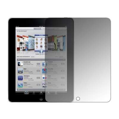 Premium Crystal Clear Screen Protector for Apple iPad