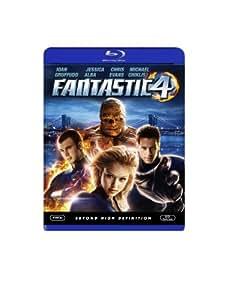 NEW Fantastic Four - Fantastic Four (Blu-ray)
