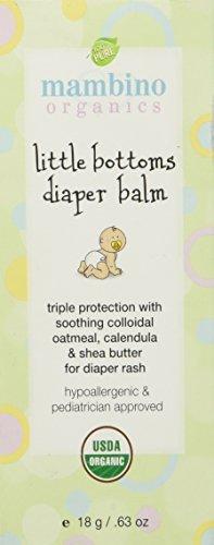 Mambino Organics Diaper Balm, 0.63 Ounce - 1
