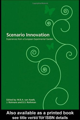 Scenario Innovation: Experiences From A European Experimental Garden front-14507