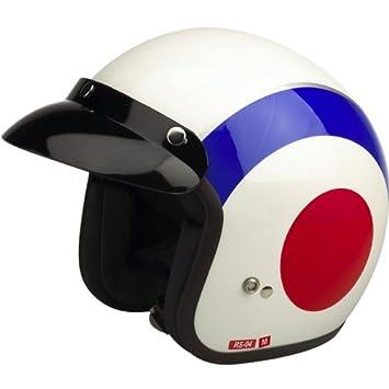 Cible de visage ouvert Viper rs04 casque de moto