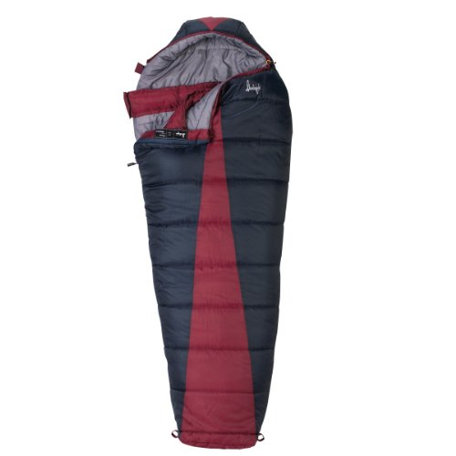 Slumberjack Latitude 0 Degree SyntheticSleeping Bag, Long