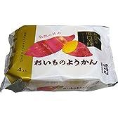 和歌山産業 おいものようかん 徳島県産鳴門金時使用72g(4個入り