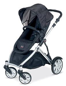 Britax B-Ready Stroller, Black (Prior Model)