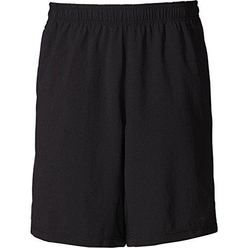 adidas Performance Men's Team Issue Woven Short (Black, Large)