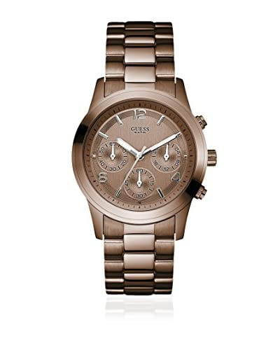 Guess Reloj de cuarzo Woman Marrón 38 mm