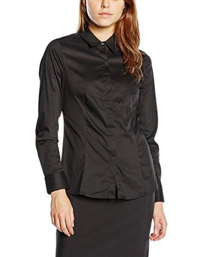 Mexx Camisa Mujer Negro