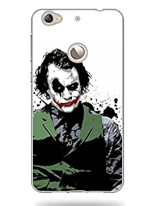 Joker Thug Life - Designer Printed Hard Back Shell Case Cover for LetV 1S Superior Matte Finish LetV 1S Cover Case