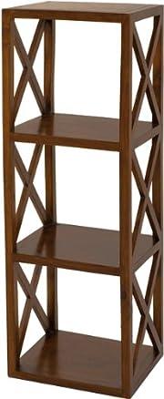 Nomadi Design 500846Scaffale Legno/compensato 35x 40x 120cm