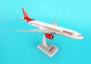 Amazon Com Hogan Wings Air India 777 200lr Model Airplane