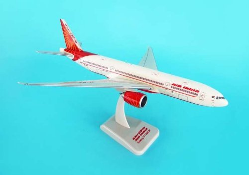 Hogan Wings Air India 777-200LR Model Airplane